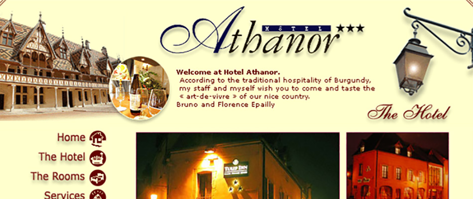 hotels and tourism design Hotel Athanor